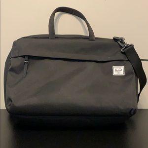Herschel Supply Co Sandford Messenger Bag -Black